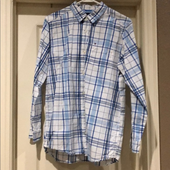 Tommy Hilfiger Other - Button down shirt